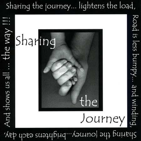 Sharing the Journey