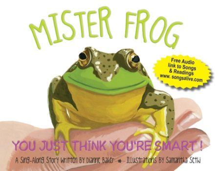 Mr. Frog: You Just Think You're Smart