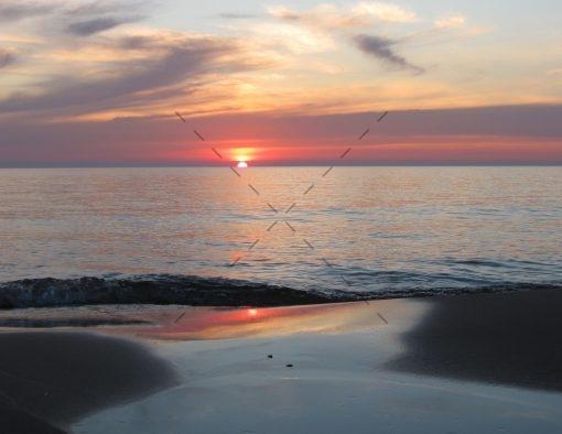 01-Reflections of Lake Michigan
