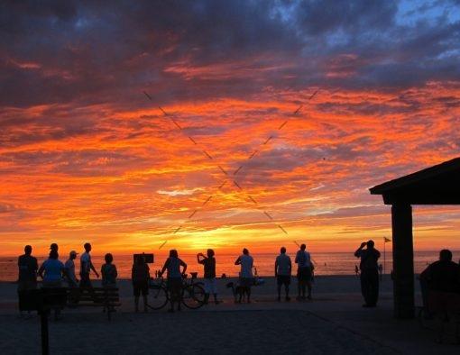 24-Capturing Lake Michigan Sunset