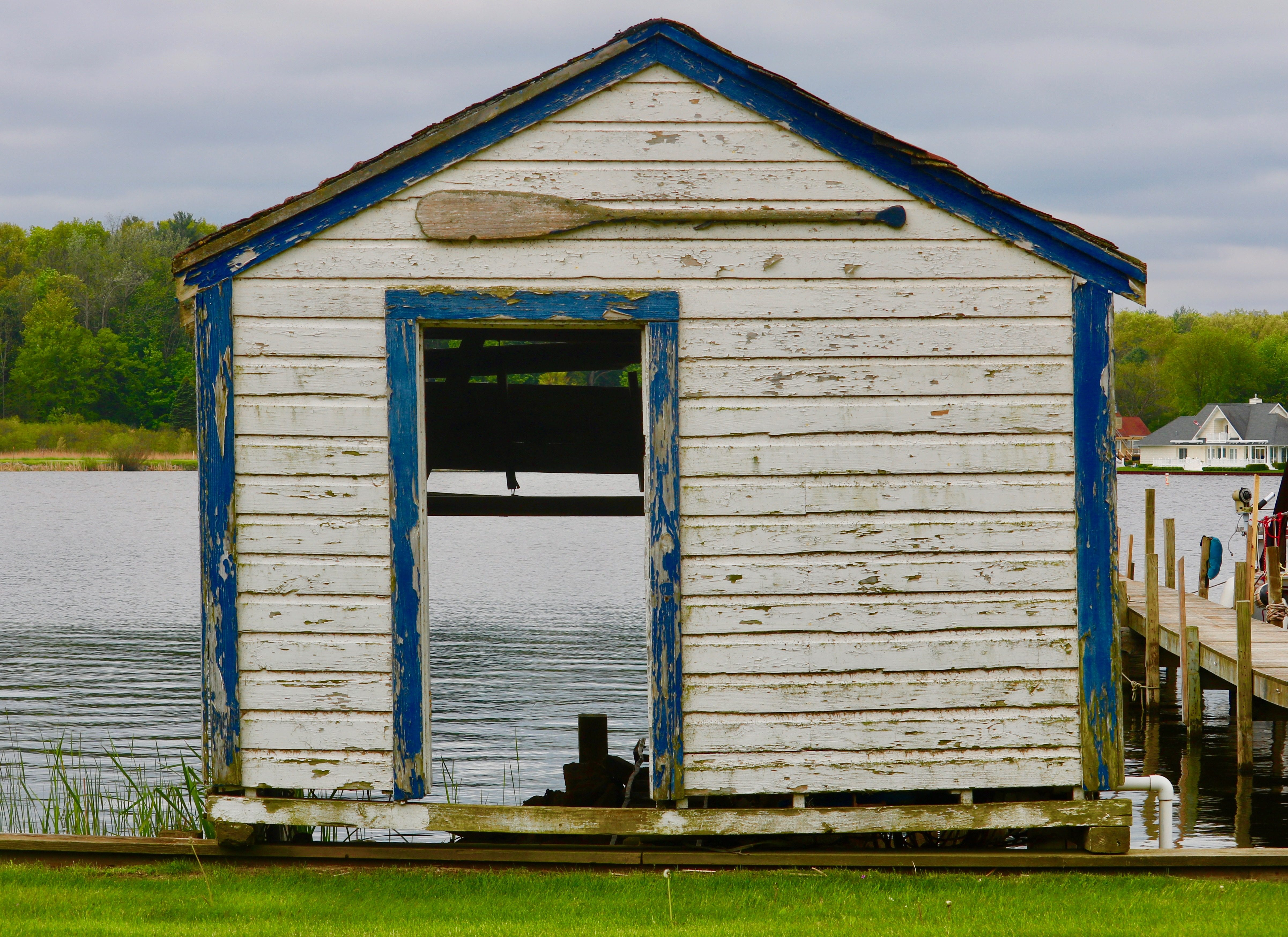 Pentwater Boathouse
